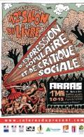 Carte Postale KONTURE Matt Salon BD Arras 2013 - Postcards