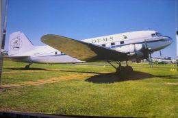 DC 3     OTMS  OVERLAND VOYAGER 1    VH SBL - 1946-....: Moderne