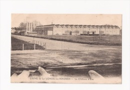 USINE DE LA LONDE LES MAURES  - Le Château D' Eau - La Londe Les Maures