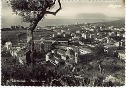 TERRACINA PANORAMA LATINA 1954 - Latina