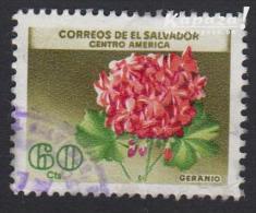 1965 - EL SALVADOR - Y&T 702 - Geranium - Salvador