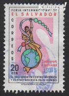 1965 - EL SALVADOR - Y&T 713 - San Salvador - Salvador