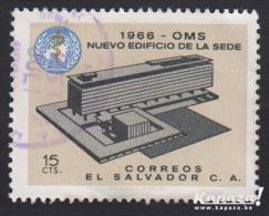 1966 - EL SALVADOR - Y&T 714 - Genève - Salvador