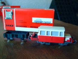 Ensemble Draisine - Locomotives