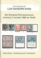 1995 - VANDUFFEL Bvba - Catalogus/Catalogue/Katalog - 9 - Catalogues De Maisons De Vente