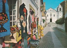 Portugal--Leiria--Obidos--Exposicion De Artesanos - Artesanal