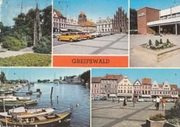ZS45434 Greifswald   2 Scans - Greifswald