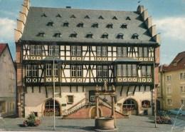 ZS45498 Hanau Am Main Goldschmiedehaus     2 Scans - Hanau