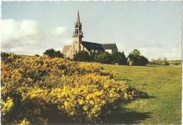 Dépt 29 - PLONÉVEZ-PORZAY - Chapelle De Sainte-Anne La Palud Devant Les Ajoncs - (CPSM 10,4 X 14,9 Cm) - Plonévez-Porzay