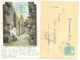 MODLING-Romerwand  RARE Year 1906 - Oostenrijk