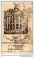 CPA . GRANVILLE (50)  F. LOUICHE, Directeur Régional, L'Urbaine Capitalisation, 20 Rue De La Houle - Granville