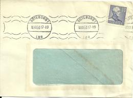 Sverige Sweden 1950 Göteborg LBR - Lettres & Documents