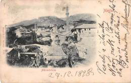 10101  Bosnia-Erzegovina  MOSTAR - MILITPOST POSTMARK AND OSTERRREICH STAMP - Bosnia Y Herzegovina