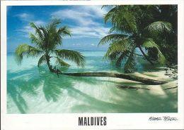 Maldiven - Beach - Nice Stamp - Maldiven