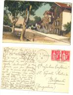 MERTIGNY Rue De La Gare Anne 1918 - France
