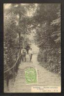 Linkebeek - Escalier Conduisant à L'Eglise - Ed L.Lagaert N° 36 - Linkebeek