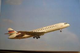 CARAVELLE  10B3    AIR CHARTER    F GDFY   EDITION PI N° 665 - 1946-....: Moderne