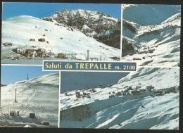 TREPALLE Livigno Saluti Lombardia Sondrio 1993 - Sondrio