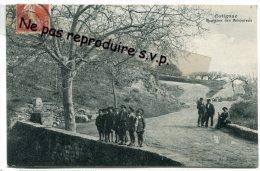 - COTIGNAC - Fontaine  Des Amoureux - Belle Animation, Groupe D´enfants, 1912, Peu Courante, écrite, Scans. - Cotignac