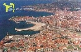 Amateur Radio QSL Card Spain EA1ASZ Gijon Gijón On The Horizon - Radio Amateur