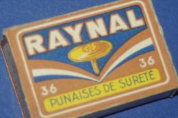 BOITE De PUNAISES RAYNAL FRANCE - Other
