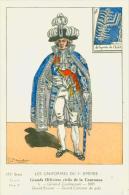 Dv 2337 - 1er Empire-Napoleon - Bucquoy S135/6 - Général Caulincourt - Grand Ecuyer - Illust : Benigni - Uniformes