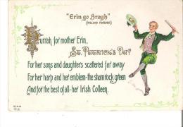 "Saint Patrick´s Day  ""Erin Go Bragh"" (Ireland Forever) Hurrah For Mother ...................... - Saint-Patrick's Day"