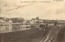 CHALON SUR SAÔNE Port Des Torpilleurs - France
