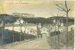 TIANA - Cartuja - Santa Maria De Montalegre ( Carte Photo ) - Barcelona