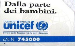 USATA SIP--187-UNICEF-PERFETTA - Public Practical Advertising