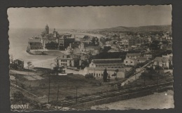 CPSM  SITGES (Barcelona) - Vista General  -  Voyagée En 1954  -  GUINART N° 8 - Barcelona