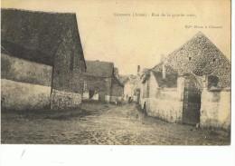 GLENNES --Rue De La Grande Cour - Francia