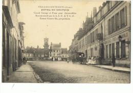 VILLERS -COTTERETS --Hotel Du Dauphin - Villers Cotterets