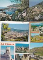 Cote  D´Azur Lot De 80 Cartes Postales Variées CPM - 5 - 99 Cartes