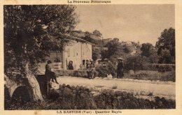La Bastide En 1940 - Quartier Bayle - Francia