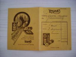 Portafoto RAJAR Pack-Films Roll-Films. Mazzoletti COMO. - Vecchi Documenti