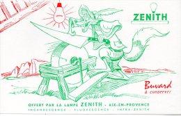 - BUVARD - Lampe ZENITH - 13 Aix-en-Provence - 529 - Elektrizität & Gas