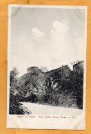 The Castle Rock Road To Piti Guam LI 1905 Postcard - Guam