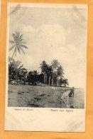Beach Near Agana Guam LI 1905 Postcard - Guam