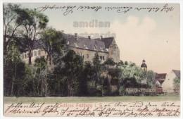 GERMANY ~ AK SCHLOSS FROHBURG ~ CASTLE EXTERIOR ~ 1900s HAND COLORED Vintage Postcard  [6108] - Sonstige