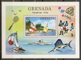 TURISMO - GRENADA 1976 - Yvert #H49 - MNH ** - Vacaciones & Turismo