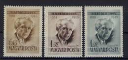 Ungarn Michel No. 1450 - 1452 ** postfrisch