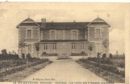 Gironde- Saint-Estèphe -Château, La Croix Des 3 Soeurs, Cru Classe. - Frankrijk