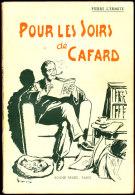 Pierre L´ Ermite - Pour Les Soirs De Cafard !..  - Maison De La Bonne Presse - ( 1936 ) . - Bücher, Zeitschriften, Comics