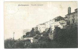 CARTOLINA - GROTTAMMARE VECCHIO INCASATO - VIAGGIATA NEL 1914 - Ascoli Piceno