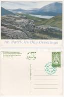 1996 EIRE IRLANDA IRELAND ST PATRICK´S Day GREETINGS POSTCARD Mint - Interi Postali