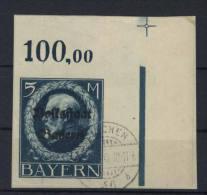 Bayern Michel No. 131 II B gestempelt used