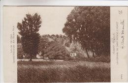 77 - Moret Sur Loing - Tableau D´Albert Moullé - Le Coteau De Saint Nicaise - Carte Dédicacée Par Le Peintre - Moret Sur Loing
