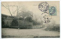 CPA - YVRAC  Avenue De Teycheney - Ecrite Voyagé 1907 - Francia