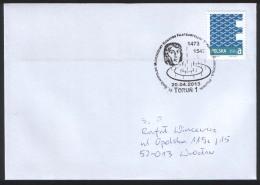 Poland Pologne. Astronomy N. Copernic Copernicus, Torun 2013. National Youth Philatelists Contest - Astronomùia